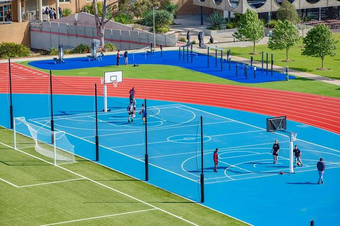 DeakinUniWaurn Ponds_Basketball