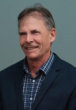 Portrait of John Neylan, Senior Agronomist Specialist at SPORTENG
